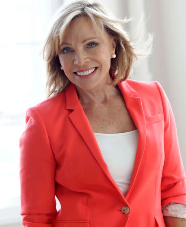 Janice Hurley Headshot